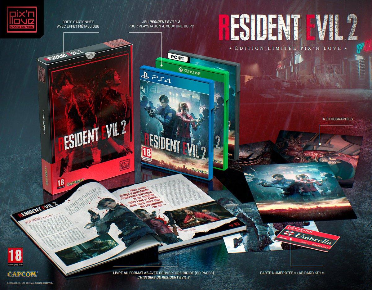 Resident Evil 2 Remake - Page 2 DwUD5feWwAAexjs