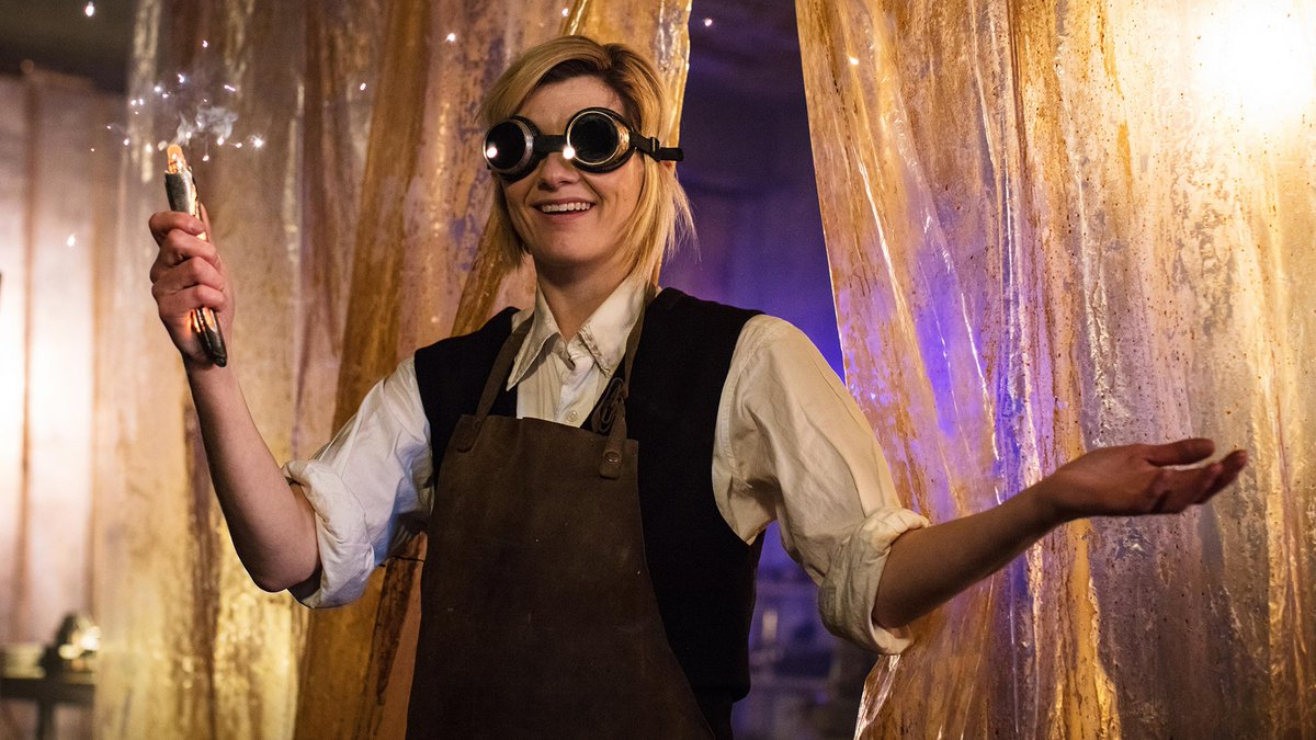 #DoctorWho Jodie Whittaker is nominated in the Drama Performance category at the #NTAs