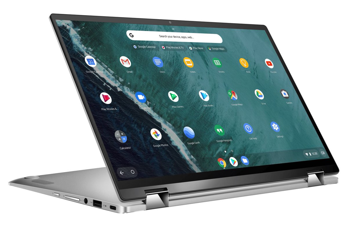 Asus's latest Chromebook Flip boosts the screen size and adds 8th Gen Intel CPUs