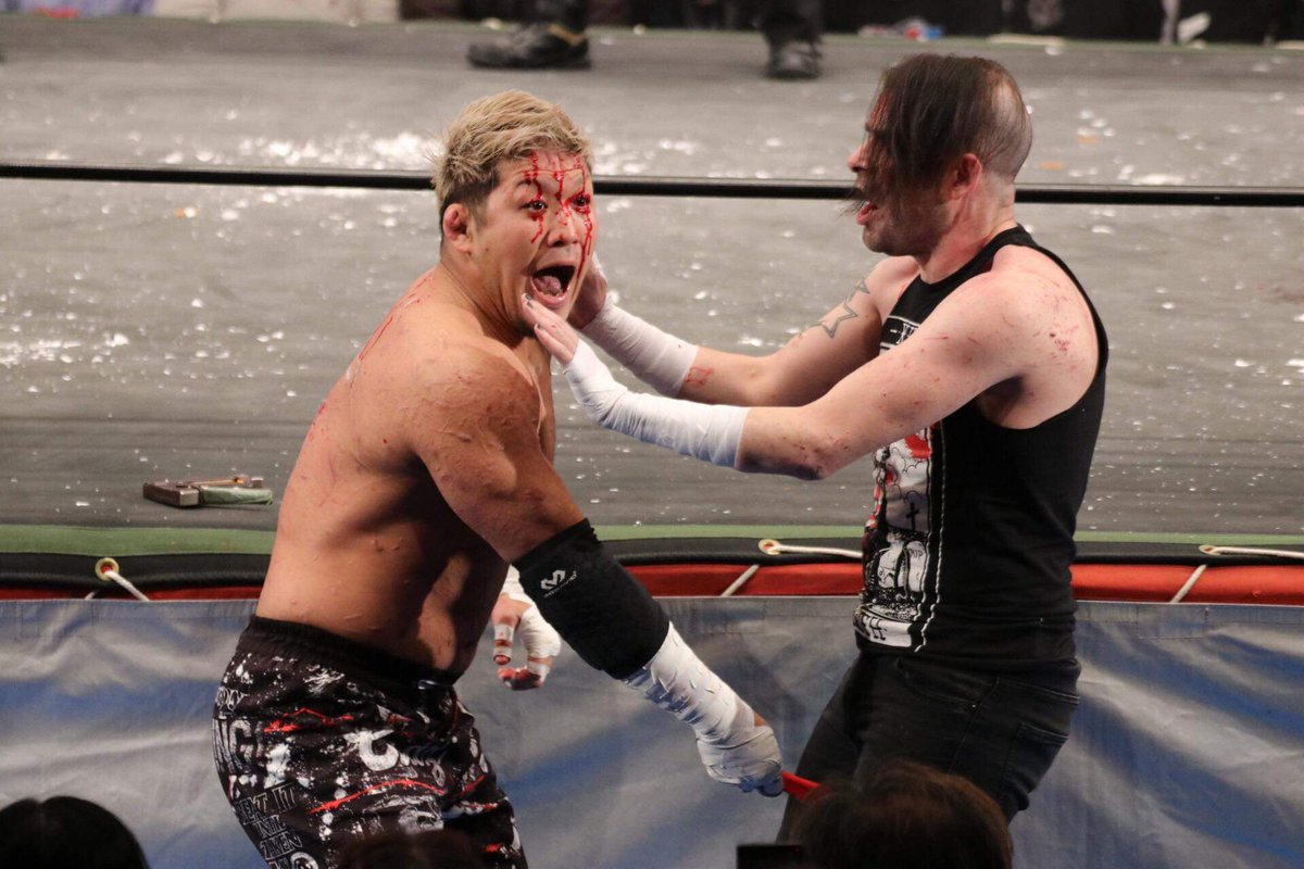 "Fight Club Pro: ""Project Tokyo"" Akira Tozawa, Jimmy Havoc y otros... 9"