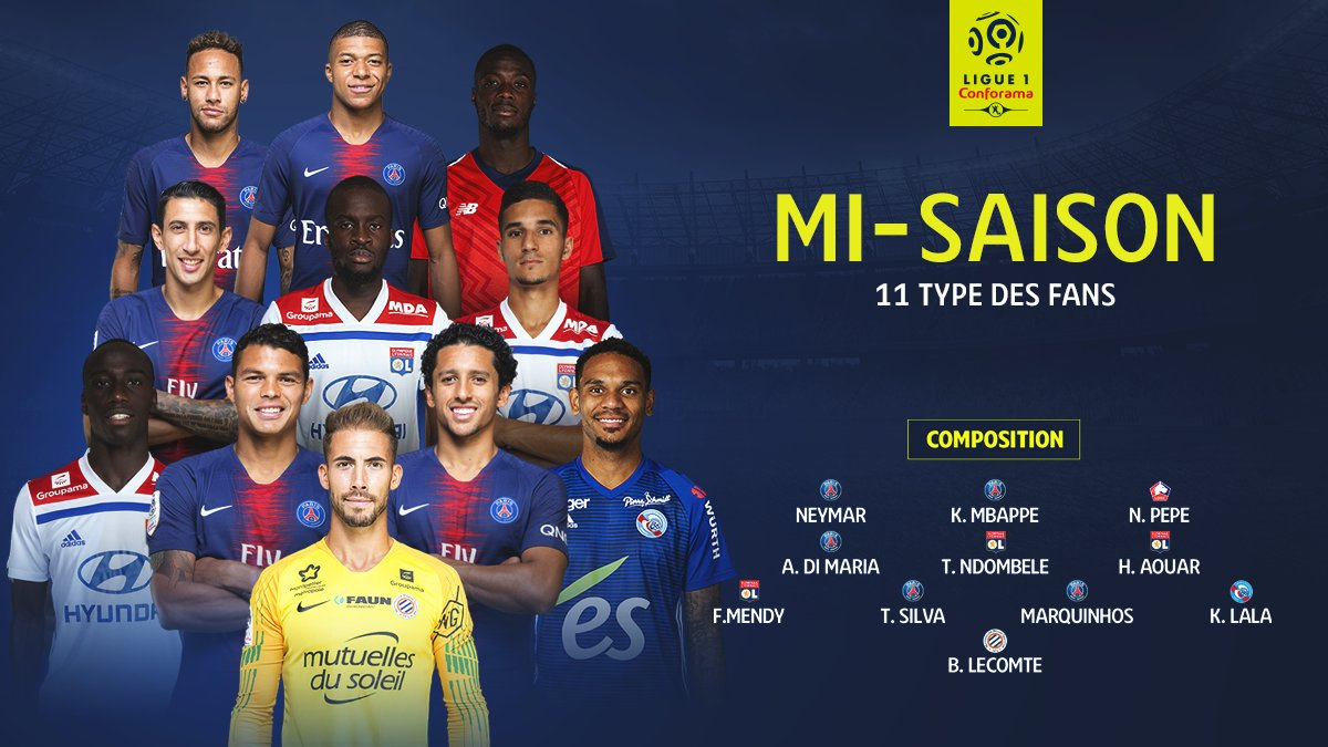 Onze Ligue 1
