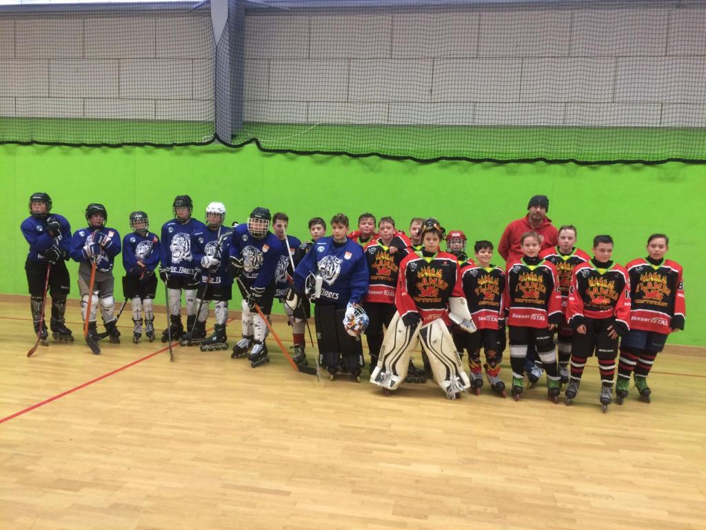 Hockey Probetraining Hockey Club Bad Honnef e. V.