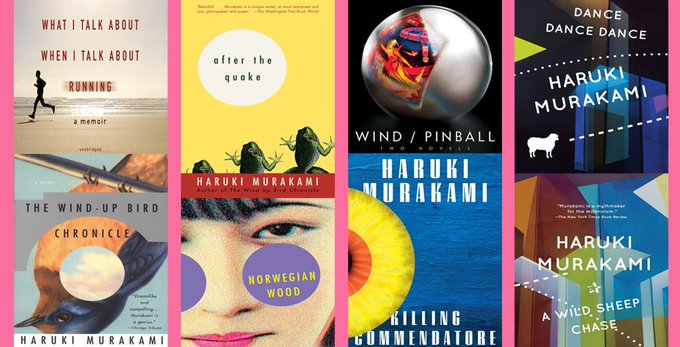 New Blog Post:  A Week to Remember: Happy Birthday, Haruki Murakami!