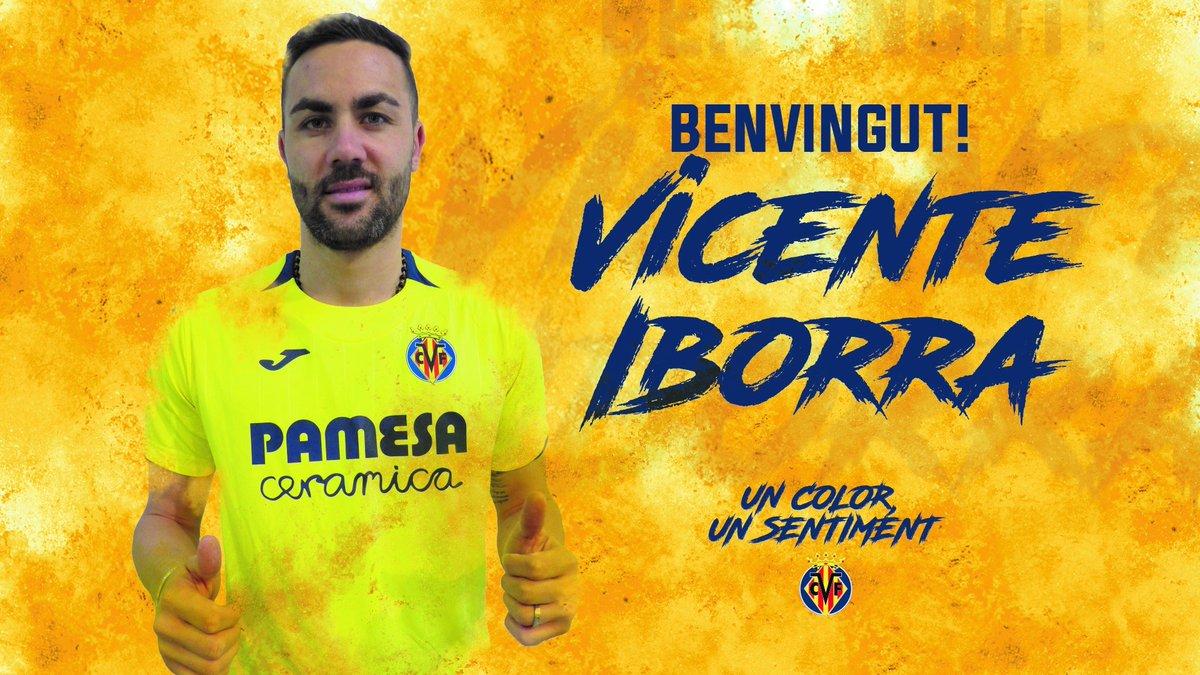 DwUSSqHWwAEBG7T Iborra, nuevo jugador del Villarreal - Comunio-Biwenger