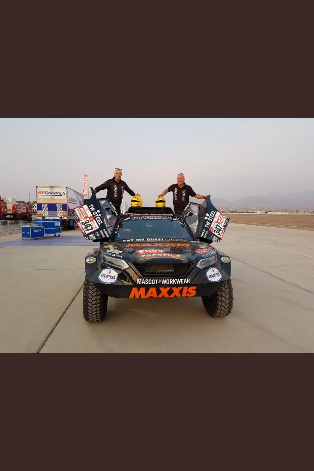 #dakar2019 Rooting for @TomCoronel and @TimCoronel . Let&#39;s get it boys. #beast347 <br>http://pic.twitter.com/OY9jemqRma