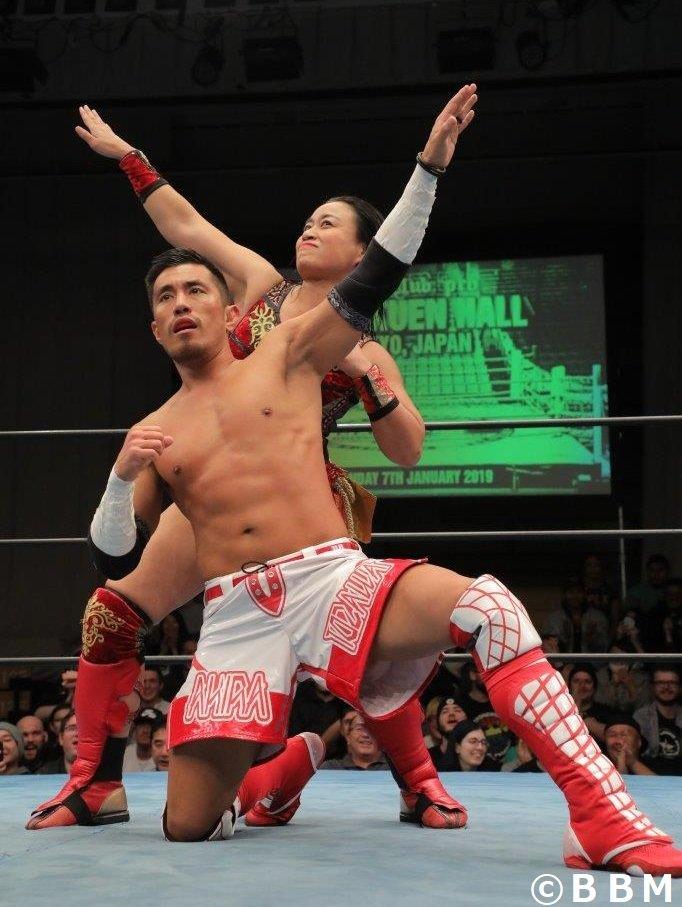 "Fight Club Pro: ""Project Tokyo"" Akira Tozawa, Jimmy Havoc y otros... 7"