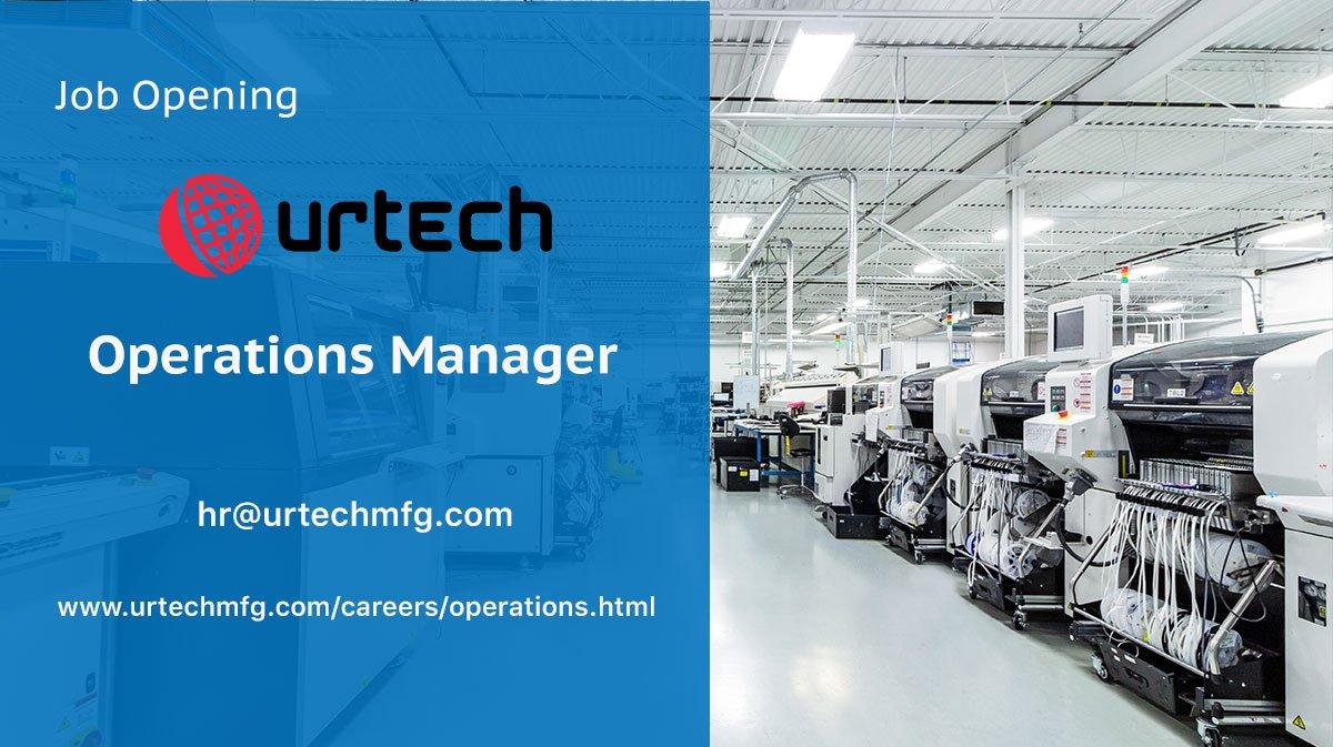 Urtech Manufacturing on Twitter: