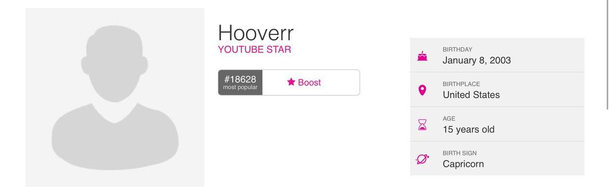 Hoover on Twitter: