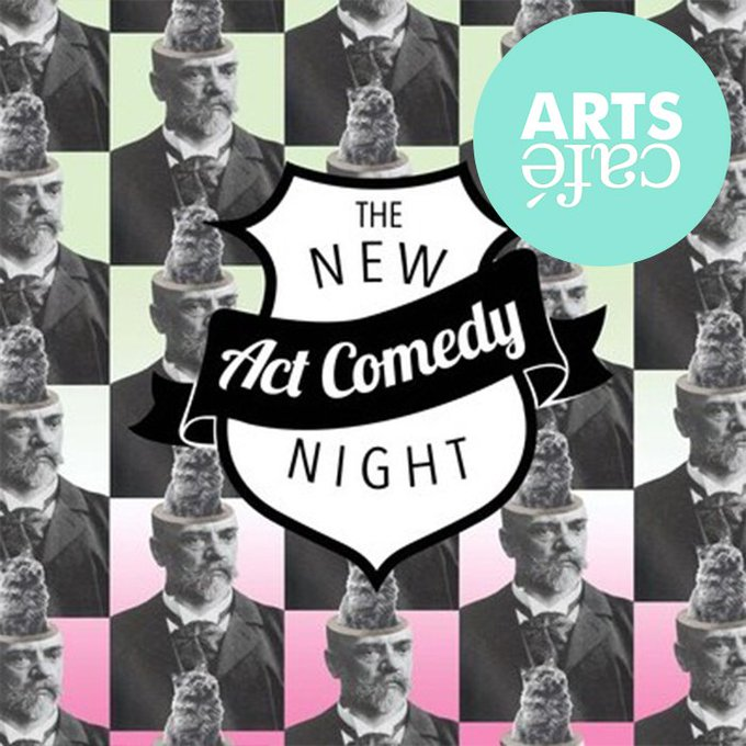 🆕🌵😆This makes every (grumpy) Monday the highlight of the week! @KomediaBath bringing a fresh comedy mix to the Arts Cafe stage 🆕😆 NEW ACT COMEDY NIGHT😆 🤣4 Feb & 4 March🤣 Have a good laugh & make your life that little bit happier // only £3 🎟👉 Photo