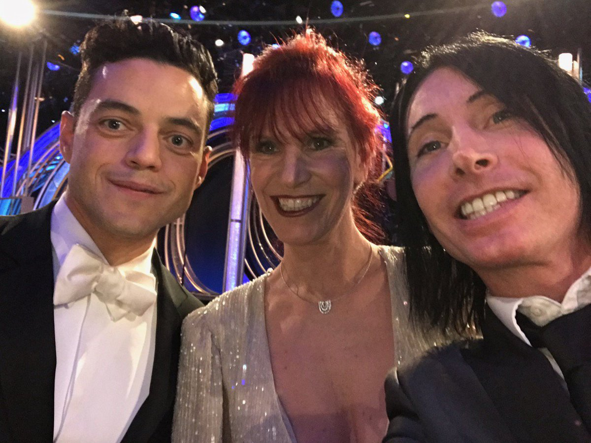 Jody Hamilton On Twitter With Rami Malek So Gracious To Lonny Me Well Deserved Globe Win Host of weekly podcast about politics and pop culture. with rami malek so gracious to lonny