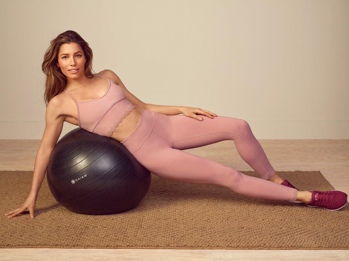Jessica biel naked yoga