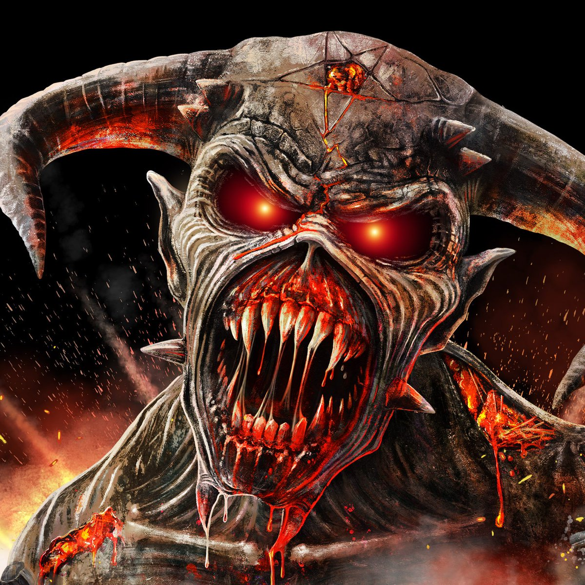 If you're already going crazy waiting for the #LegacyOfTheBeastTour2019 ...   Then why not follow our official tour playlist on Spotify!?  https://t.co/wH88enGYMW  #MusicMonday #IronMaiden #BePartOfTheLegacy