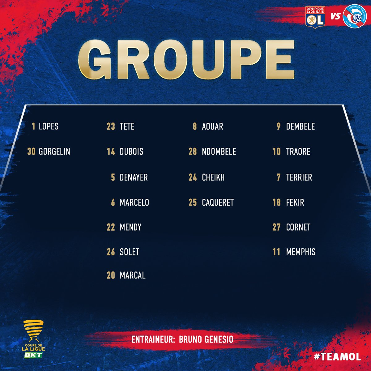 Groupe OL