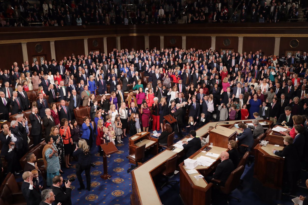 Check out the diversity of new House:  - Women: 89 Dems, 13 Republican - African-American: 52 Dems, 1 Republican - Latino: 33 Dems, 5 Republican - Jewish: 24 Dems, 2 Republican - Asian-American: 14 Dems, 0 Republican - LGBTQ: 8 Dems, 0 Republican - Muslim: 3 Dems, 0 Republican