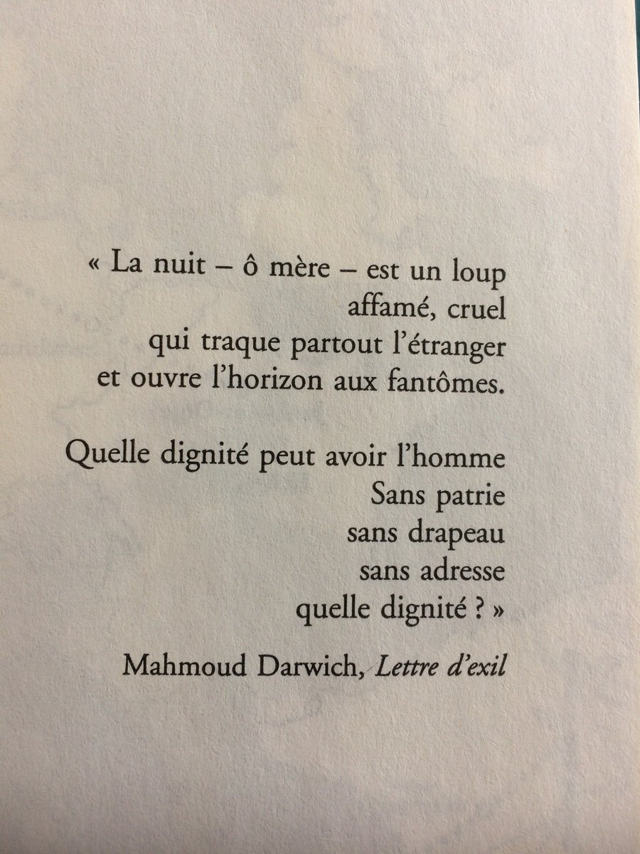 test Twitter Media - 📕 Commençons la semaine par un peu de poésie  📕 Let's start the week with a bit of poetry #mahmouddarwish #poetry #poesie https://t.co/QBVxqSTv0Z