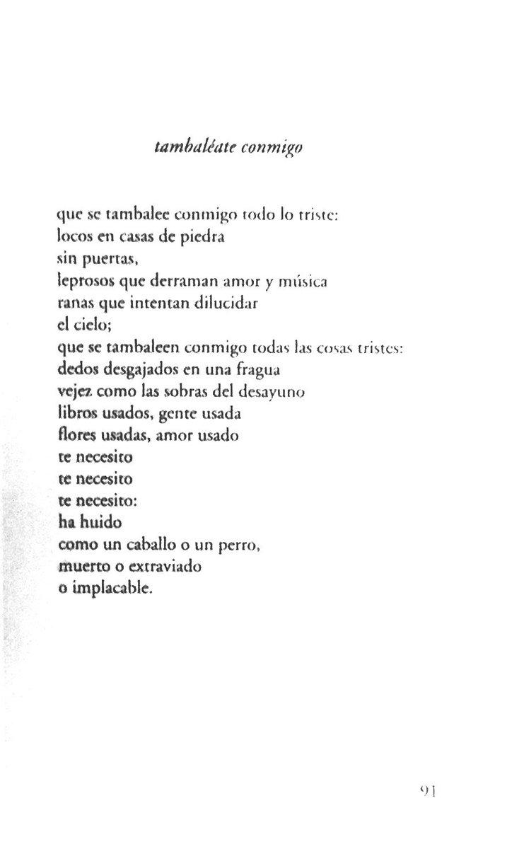 Fundación La Poeteca On Twitter Tambaléate Conmigo Del