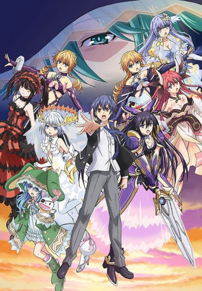 Nekohantā On Twitter Omg I The Raw Version Of Date A Live 3 Is Released But I Think I Will Wait For The Sub Https T Co 5rd8bqbvdu