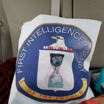 These... #WikiLeaks 'First Intelligence Agency of the People' tote bags at the https://t.co/ZLIvzFw3zh