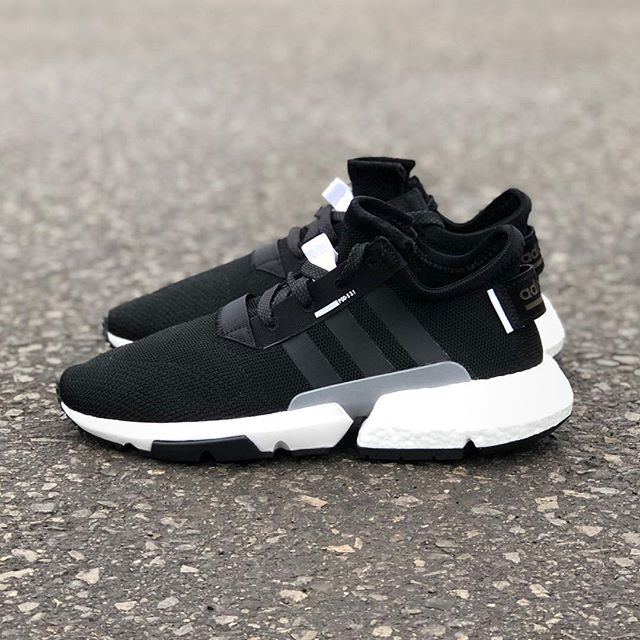 "Holiday 2018 Collection Mens Adidas Pod- S3.1 ""Black BD7737  140.00 CAD  Available in all store locations and on http   ow.ly Yhaa30ndT7P  International ... 7b9fc6d5a"