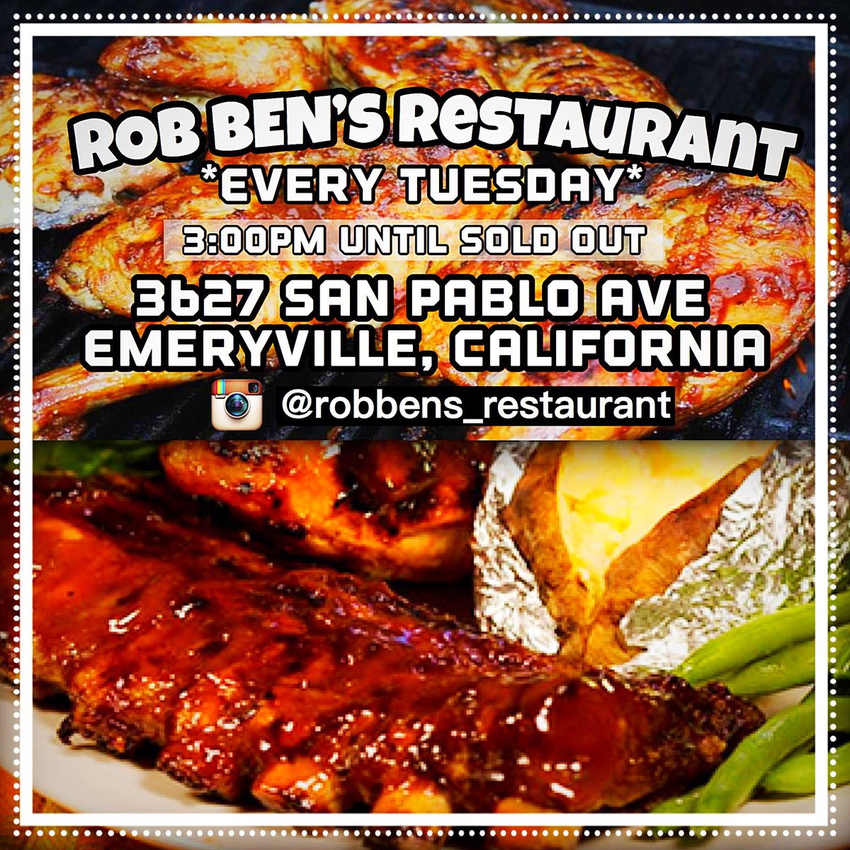 The wait is over Real BBQ