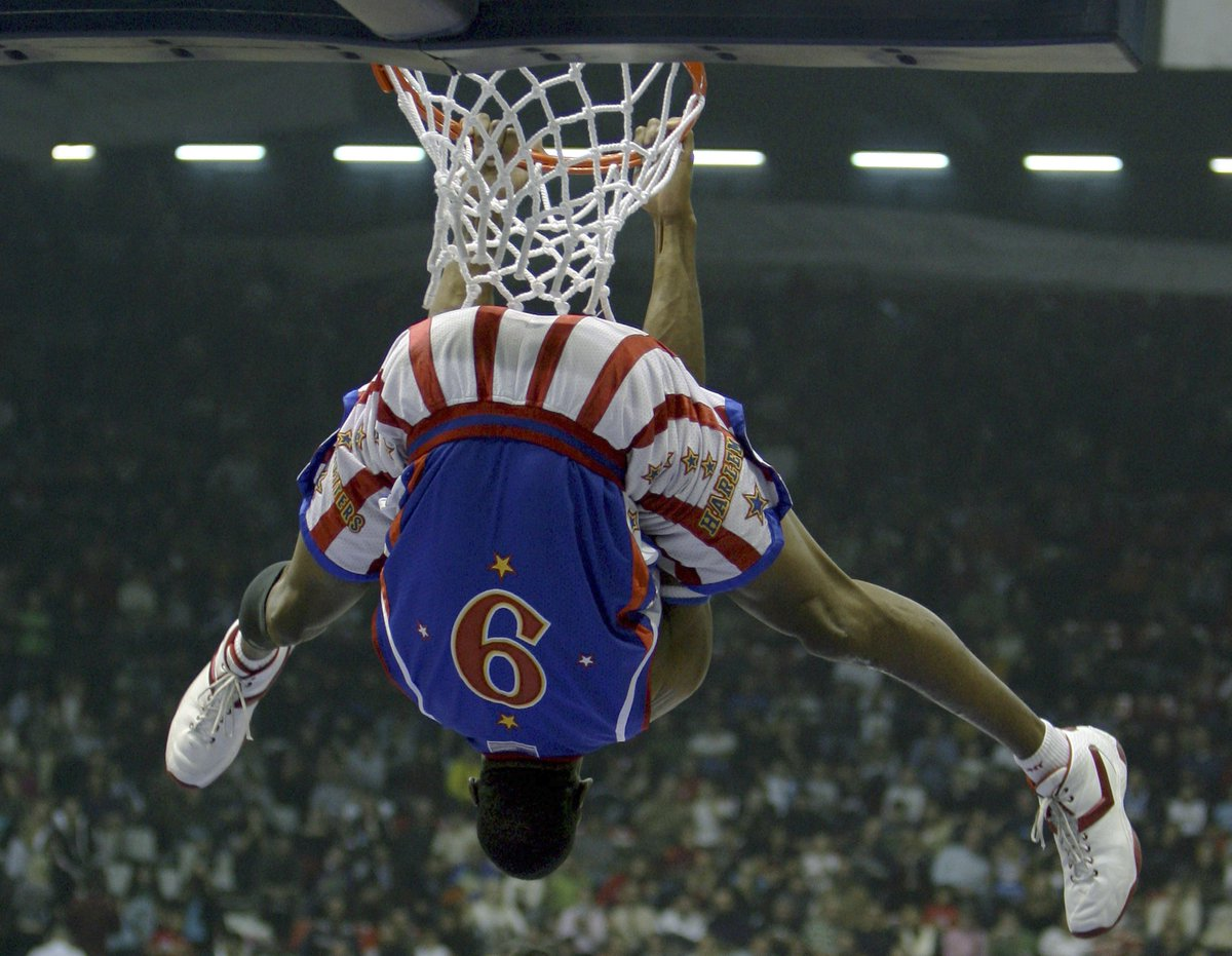 .@Reuters Today in History: 1927 - Harlem @Globies #basketball team established. #ReutersArchive