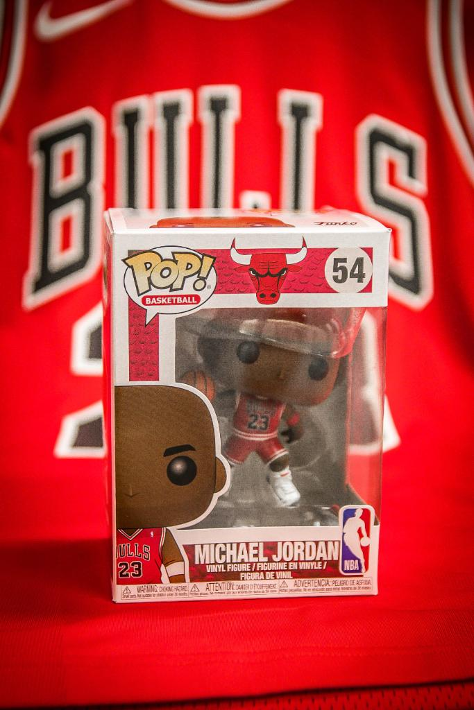 FunkoPop #Bulls Michael Jordan Coming