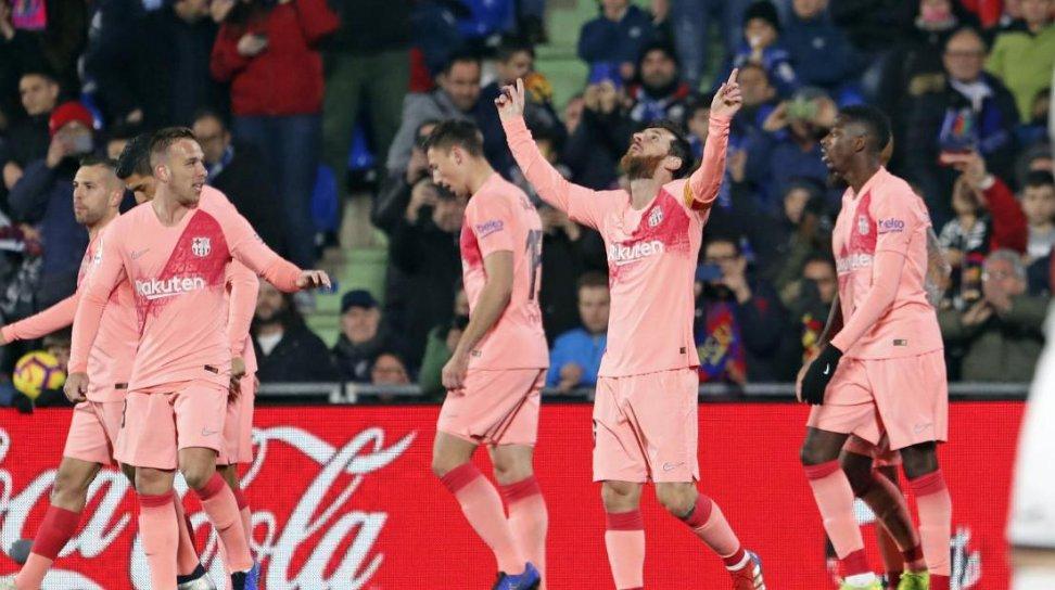 1️⃣6️⃣ goals in 1️⃣8️⃣ #LaLiga games ���� �� �� �� https://t.co/54m3XMqesE
