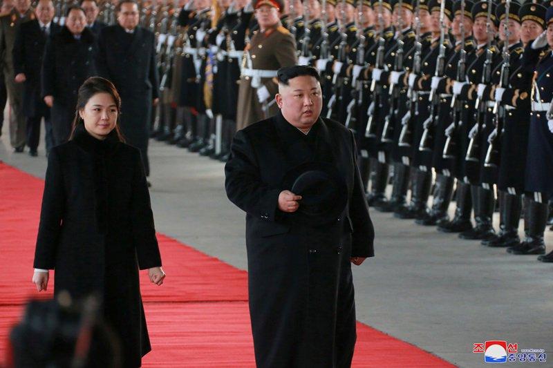 RT en Español's photo on Kim Jong-un