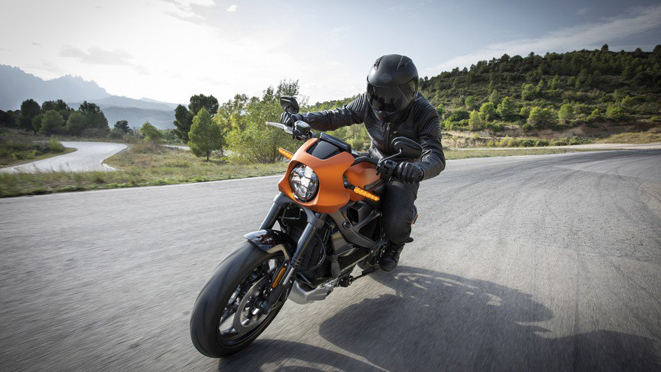 Harley-Davidson just made its first electric motorcycle available for pre-order https://trib.al/g4HHNgw