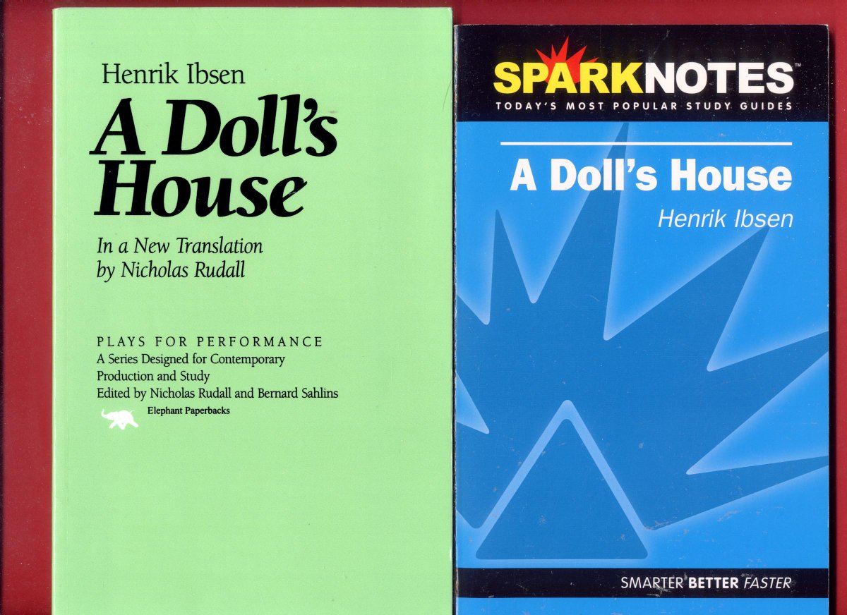 Flaming Anvil Media On Twitter A Doll S House By Henrik Ibsen