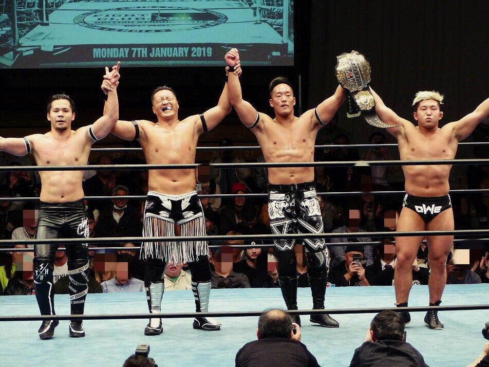 "Fight Club Pro: ""Project Tokyo"" Akira Tozawa, Jimmy Havoc y otros... 6"