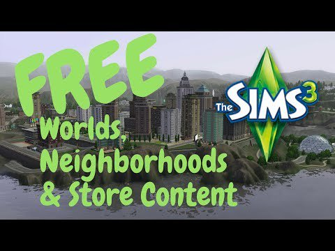 Worlds sims 3