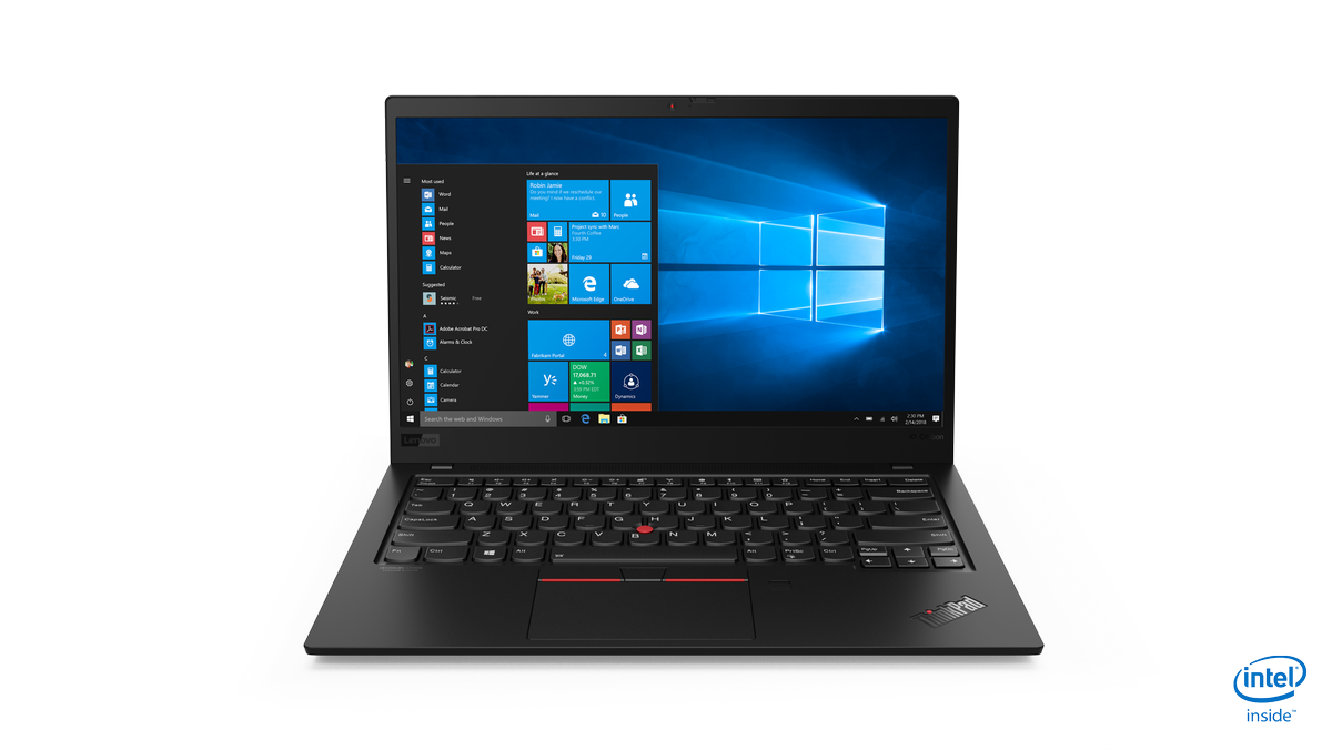 Lenovo updates the ThinkPad X1 Carbon and X1 Yoga with new designs for 2019