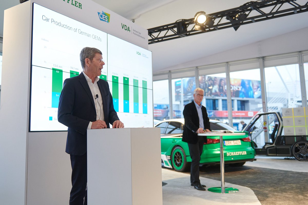 Schaeffler Group Schaefflergroup Twitter File Info 7 Pin Trailer Plug Wiring Diagram Uk Socket Were Pleased To Have Hosted The Vda Online Press Conference At Ces2019 Lots Of Great Questions From Engaged Journalists For President Bernhard
