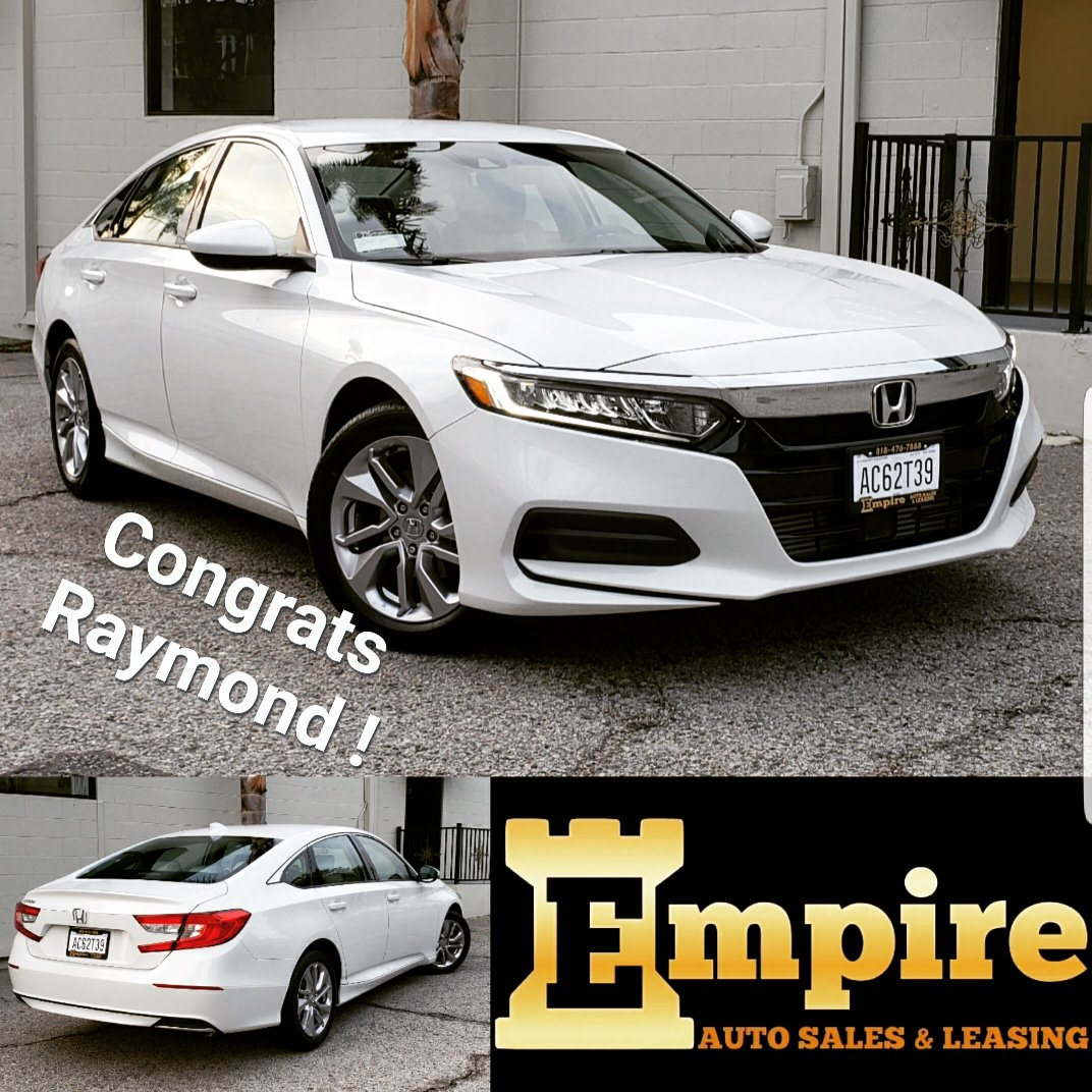 Empire Auto Sales >> Empire Auto Sales On Twitter Congratulations Raymond On Your Brand