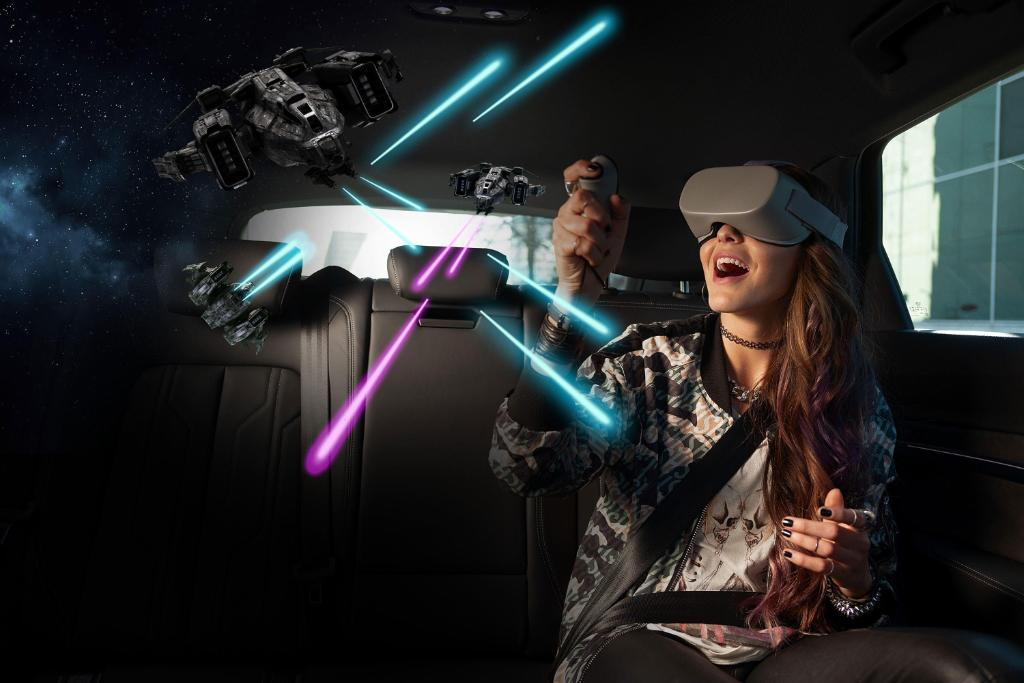 Audi, Disney bring VR games and movies into your car at #CES2019 https://cnet.co/2TBNU0h