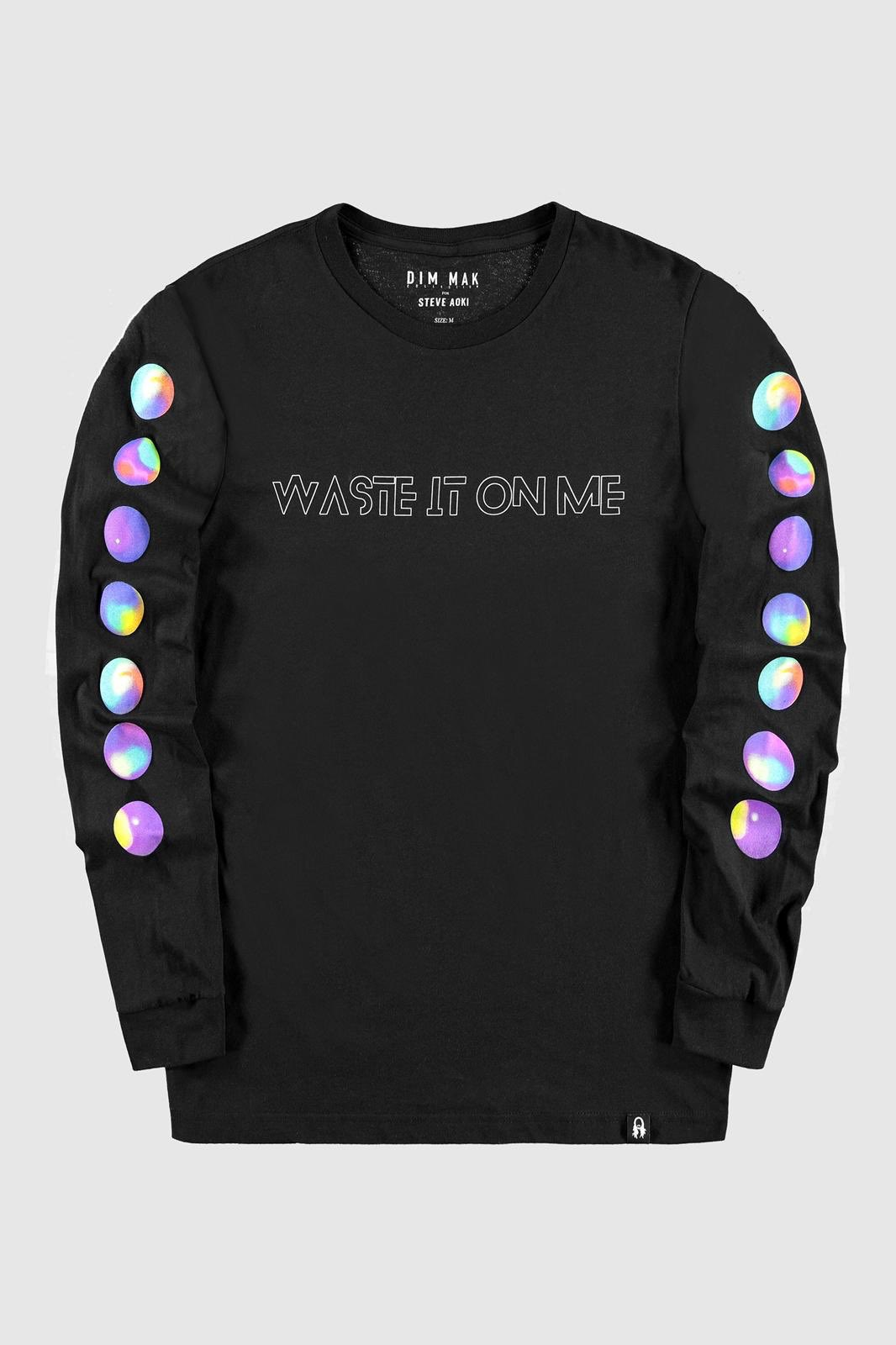 #wasteitonme longsleeve https://t.co/WN5RWjhtms https://t.co/RGTIlQDNwt
