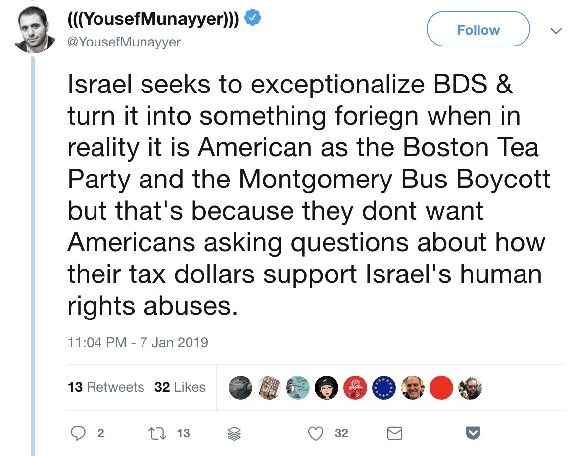 Image result for BDS is evil