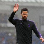 Mousa Dembele Twitter Photo