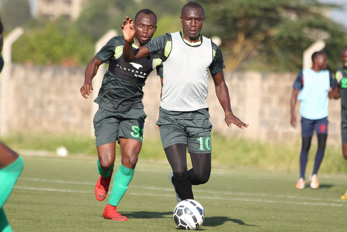 "WAZITO FOOTBALL CLUB on Twitter: ""Eric Odhiambo and Stanley Ndung'u are  making great progress in training. They will soon start featuring in the  squad soon. #TuesdayThoughts #WazitoFC… https://t.co/We2FeiD8vw"""