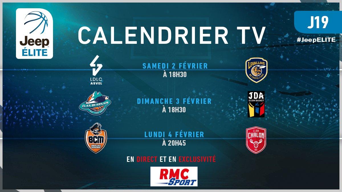 Calendrier Elan Bearnais.Lnb On Twitter Retrouvez Le Programme Des Matchs Diffuses