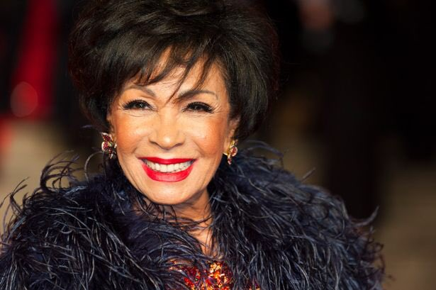 Happy Birthday to the utter LEGEND that is Dame Shirley Bassey - what an inspirational woman!