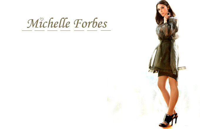 HAPPY BIRTHDAY MICHELLE FORBES - 08. January 1965.  Austin, Texas, USA