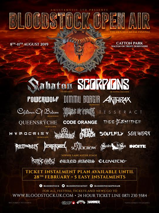 Image result for bloodstock festival