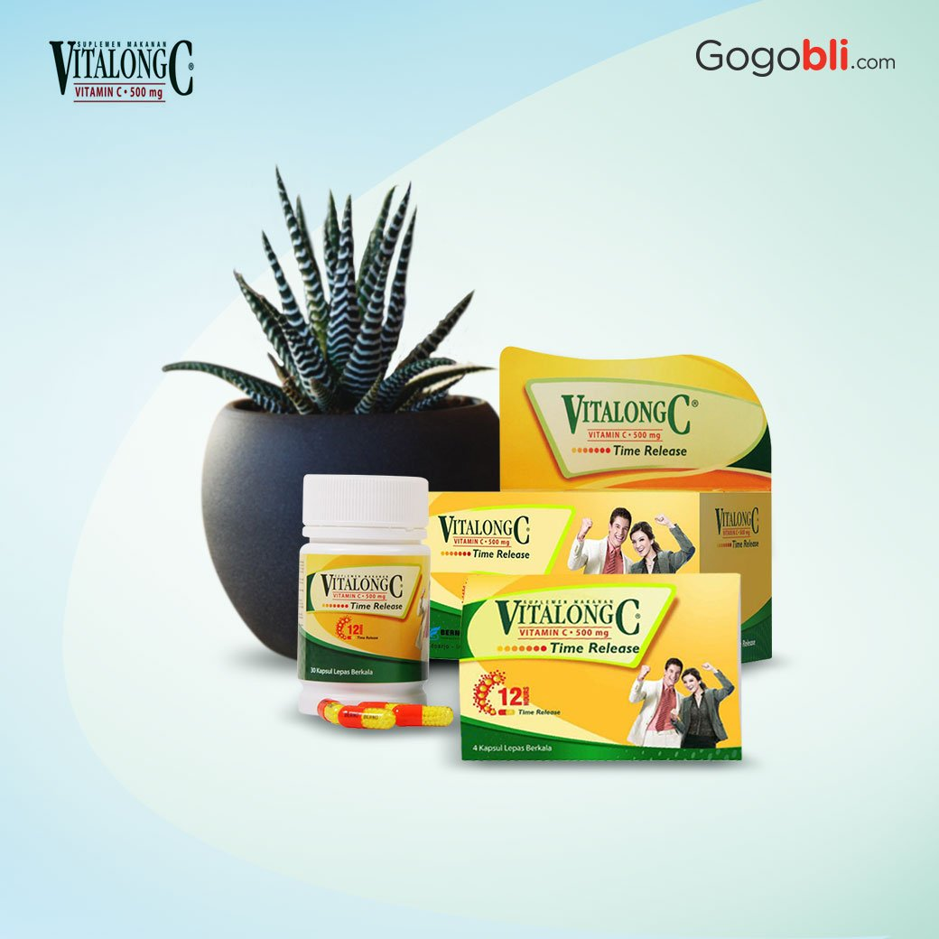 GoGoBli Vitamin C is A Very Effective immune booster and