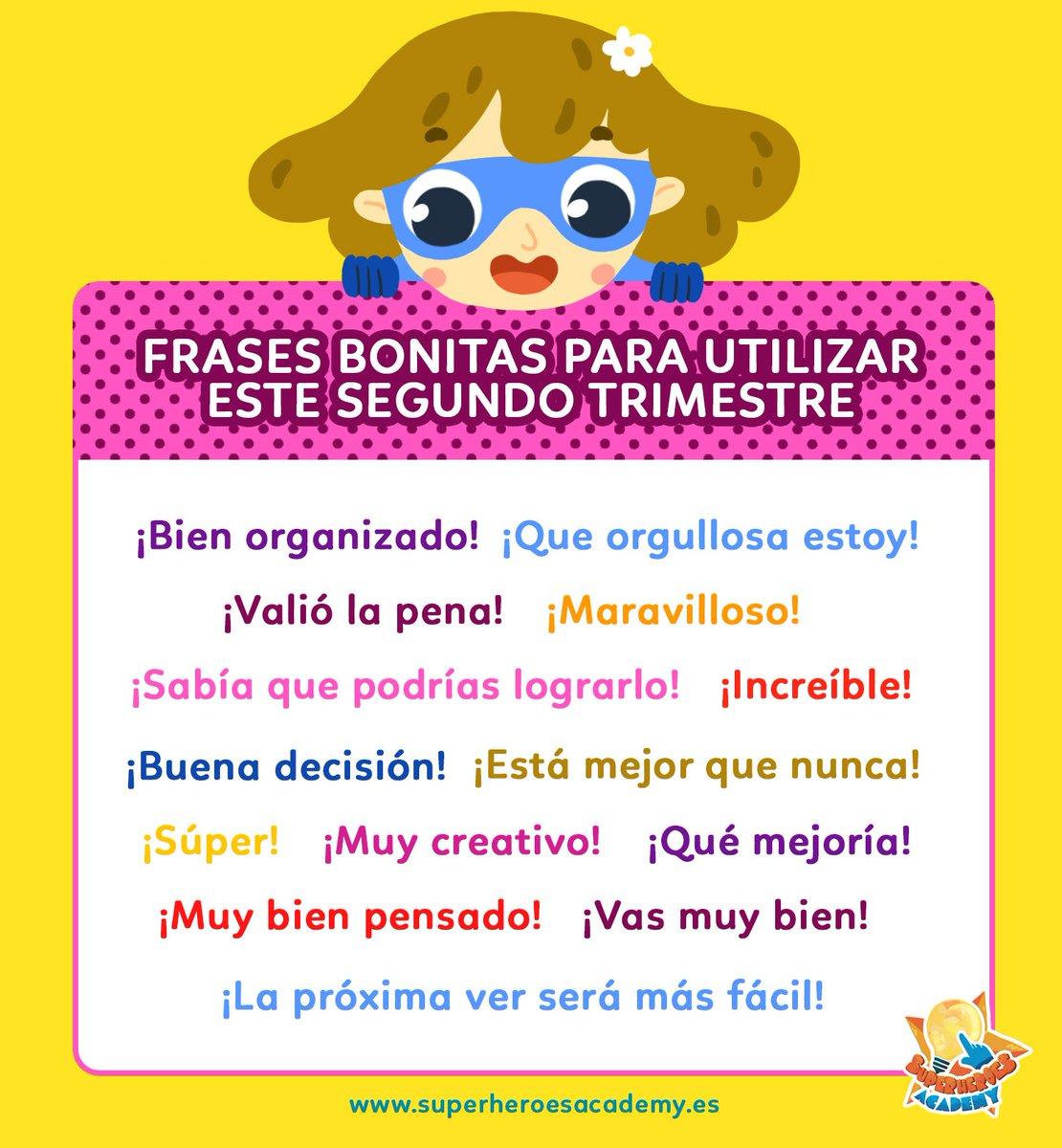 Superheroes Academy Auf Twitter Feliz Vuelta Al Cole