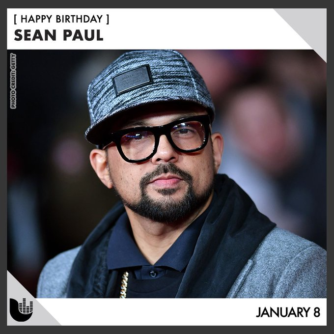 Join us in wishing a happy birthday to Sean Paul! /// Únete a nosotros para desear un feliz cumpleaños a Sean Paul.