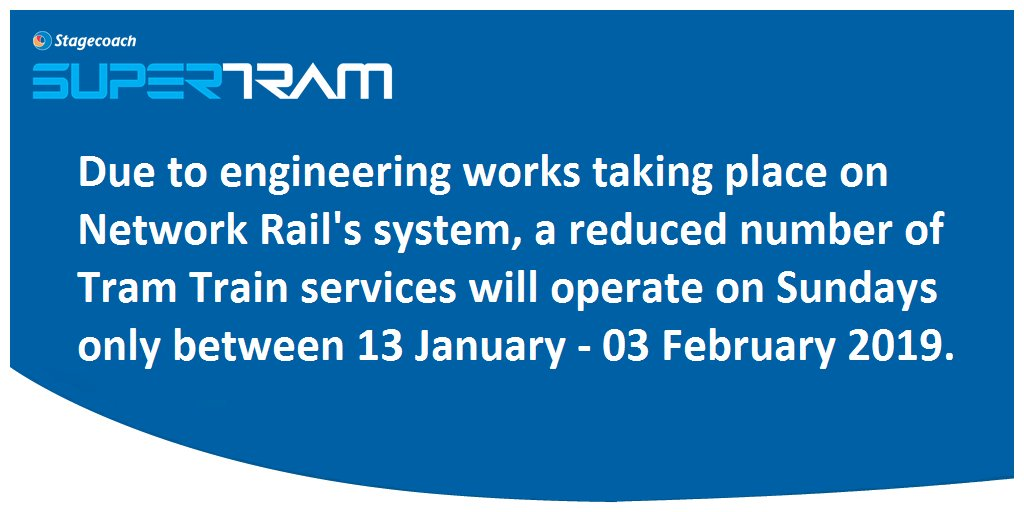 Stagecoach Supertram on Twitter: