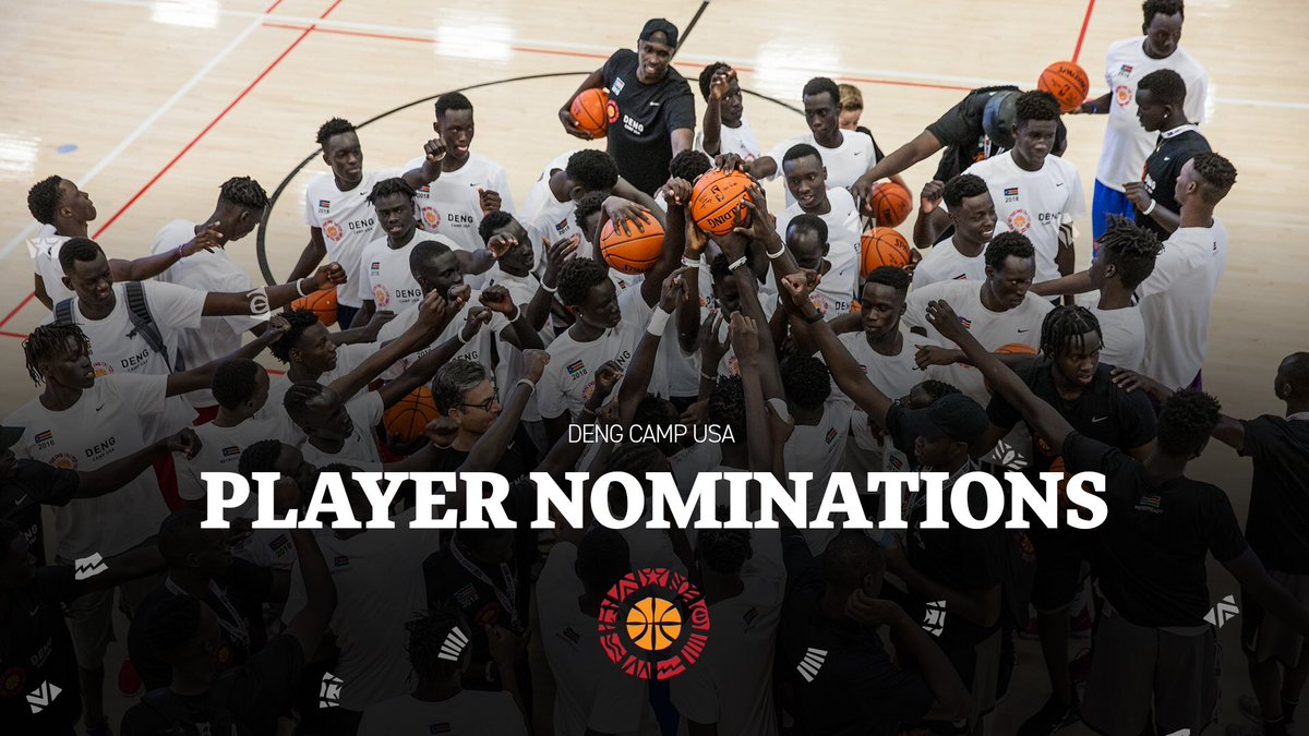 Online player nominations now open for #DengCamp USA 2019 taking place in June.  Player Eligibility: 🎓 Class of 2020 & 2021 🇸🇸 Nationality  🏀 Play in USA or Canada   SIGN UP ⤵️ https://t.co/E47jJWm2Q5 https://t.co/Zpt6AhwoRF