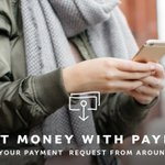 Image for the Tweet beginning: It's easy to request money